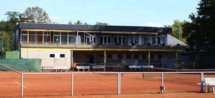 TC Weitmar 09 - Clubhaus