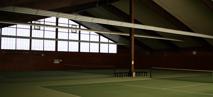 TC Weitmar 09 - Tennishalle in Bochum