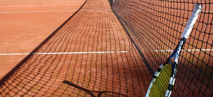 TC Weitmar 09 - Tennisnetz