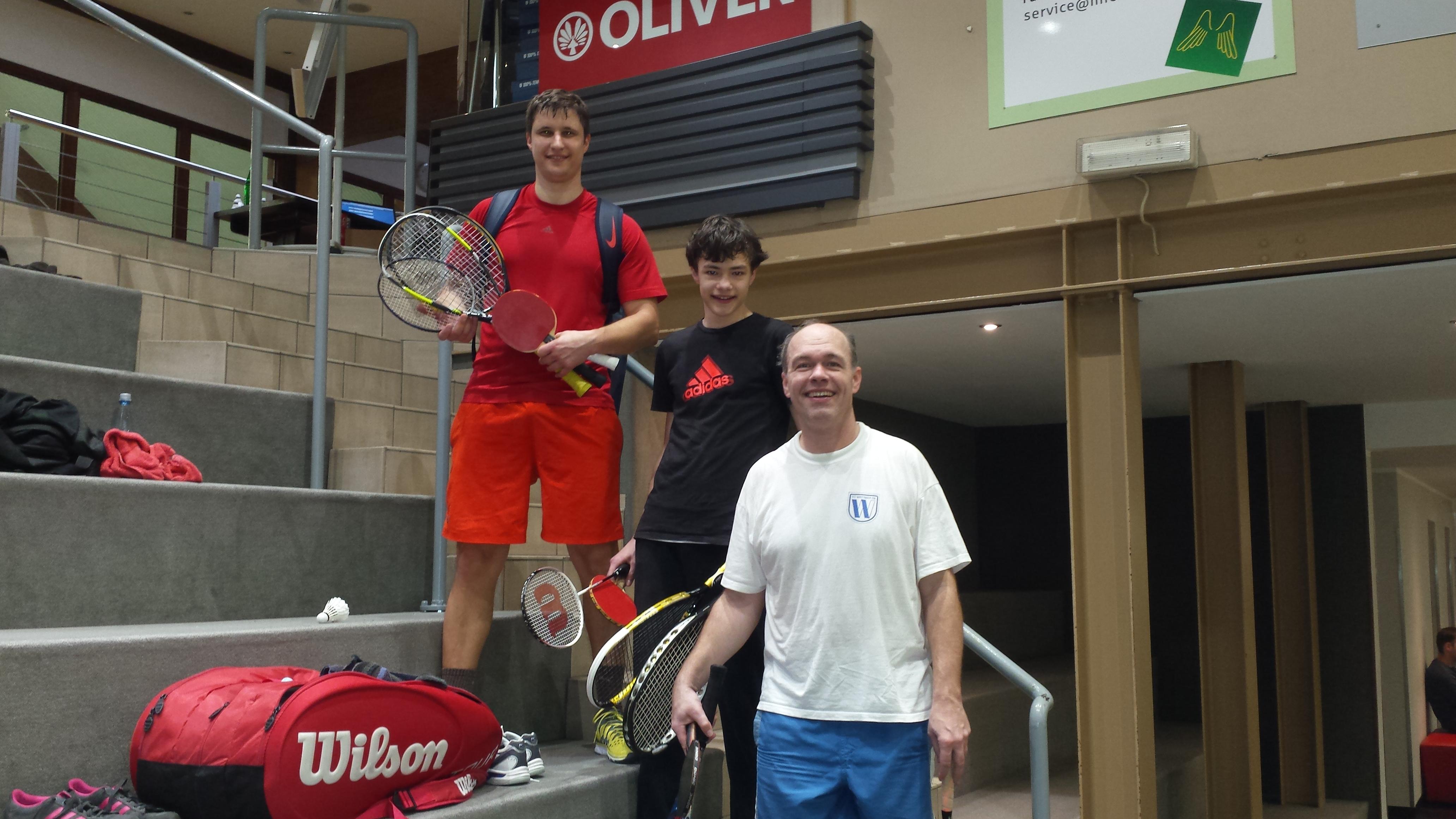 Racketlon TC Weimar 09